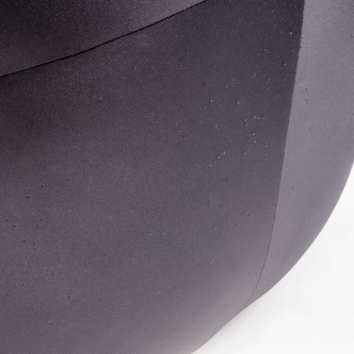 Big Mama, UP2000 series chair in Black by Gaetano Pesce for B&B Italia